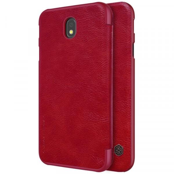 Чехол Nillkin Qin Series для Samsung J530 Galaxy J5 (2017) Red