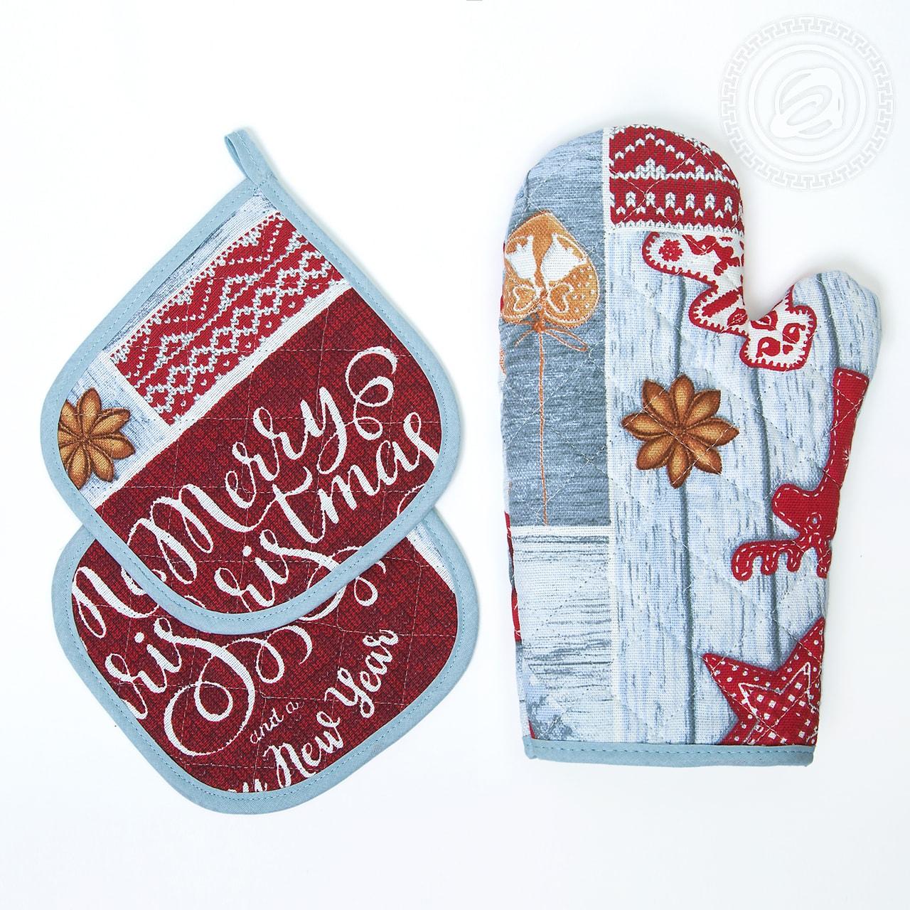 Набор кухонного текстиля АРТ ДИЗАЙН adi417880