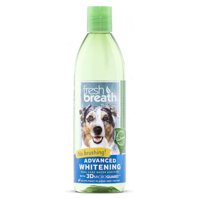 Ополаскиватель зубной для собак TropiClean Свежее дыхание,