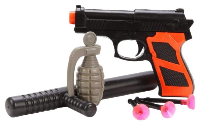 Купить Игровой набор Полиция , 6 предметов Shantou, Shantou Gepai, Детские наборы полицейского