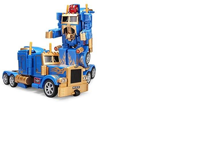 Радиоуправляемый трансформер Jian Feng Yuan Toys грузовик