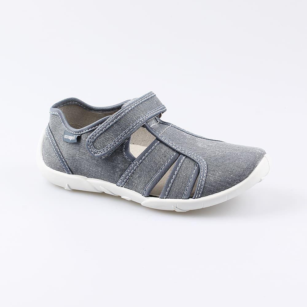 Текстильная обувь для мальчиков Котофей, 33 р-р