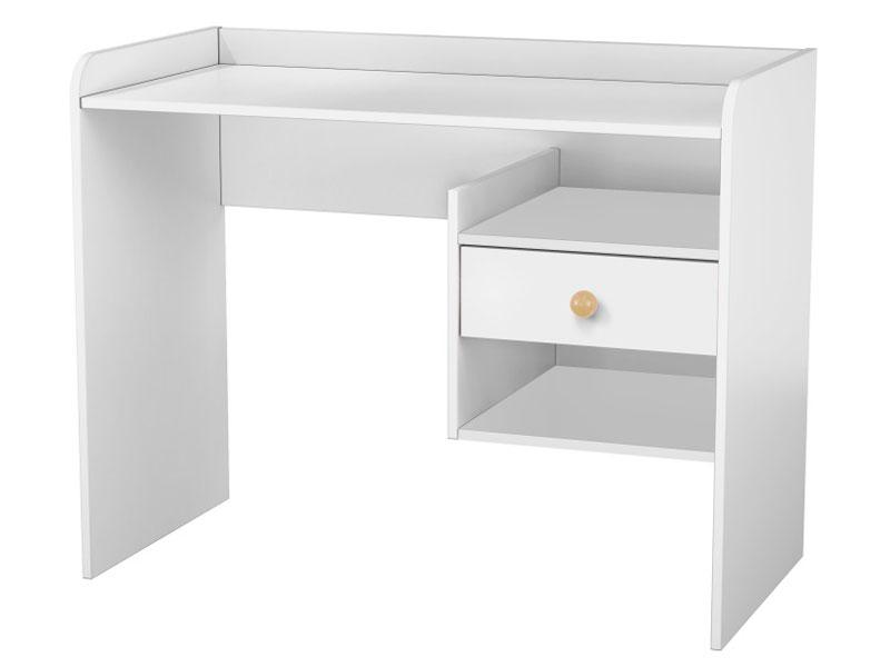 Письменный стол Polini Стол письменный Polini kids Fun 1000 Белый
