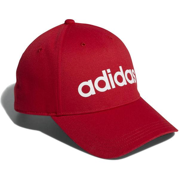Бейсболка Adidas Daily Women, One Size, scarlet/white