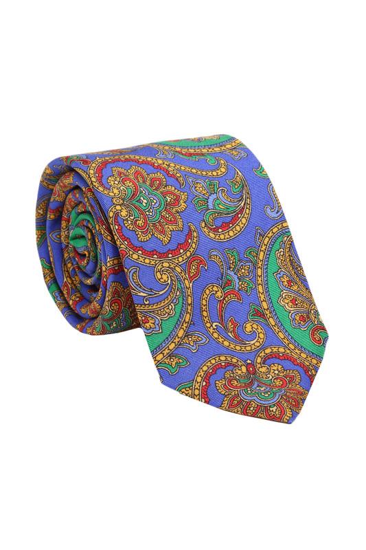 Галстук мужской Ascot 305 разноцветный