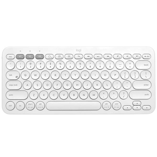 Беспроводная клавиатура Logitech K380 White (920 009589)