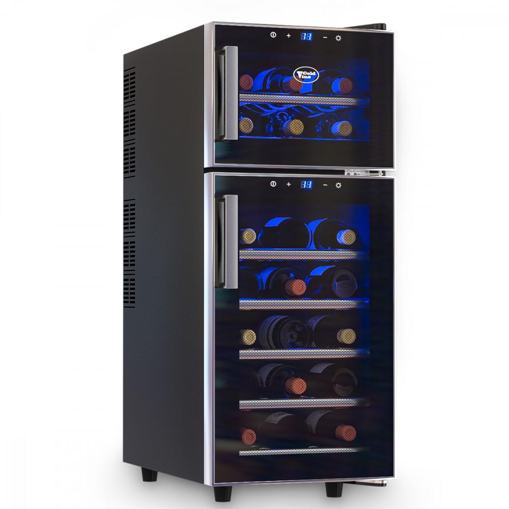 Винный шкаф Cold Vine C21 TBF2