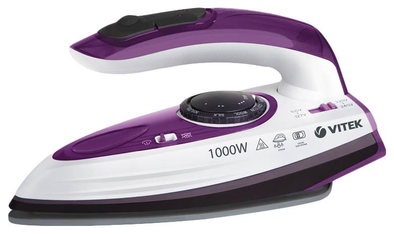 Утюг VITEK VT-8305 White/Purple