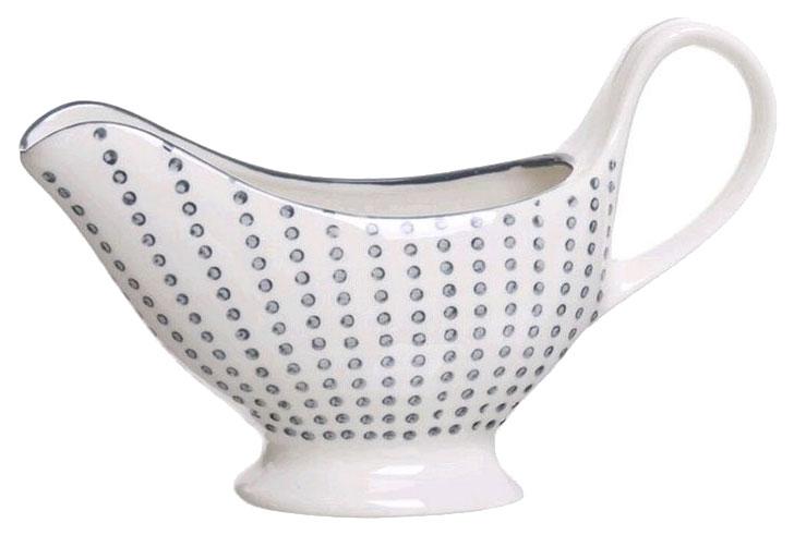 Соусник D'casa 285326 Белый, серый