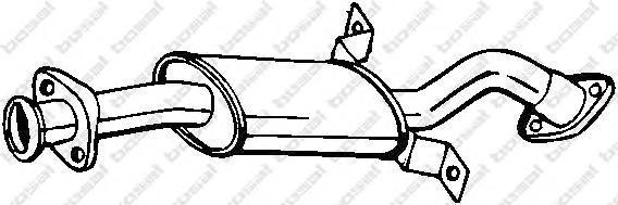 Резонатор Bosal 177255