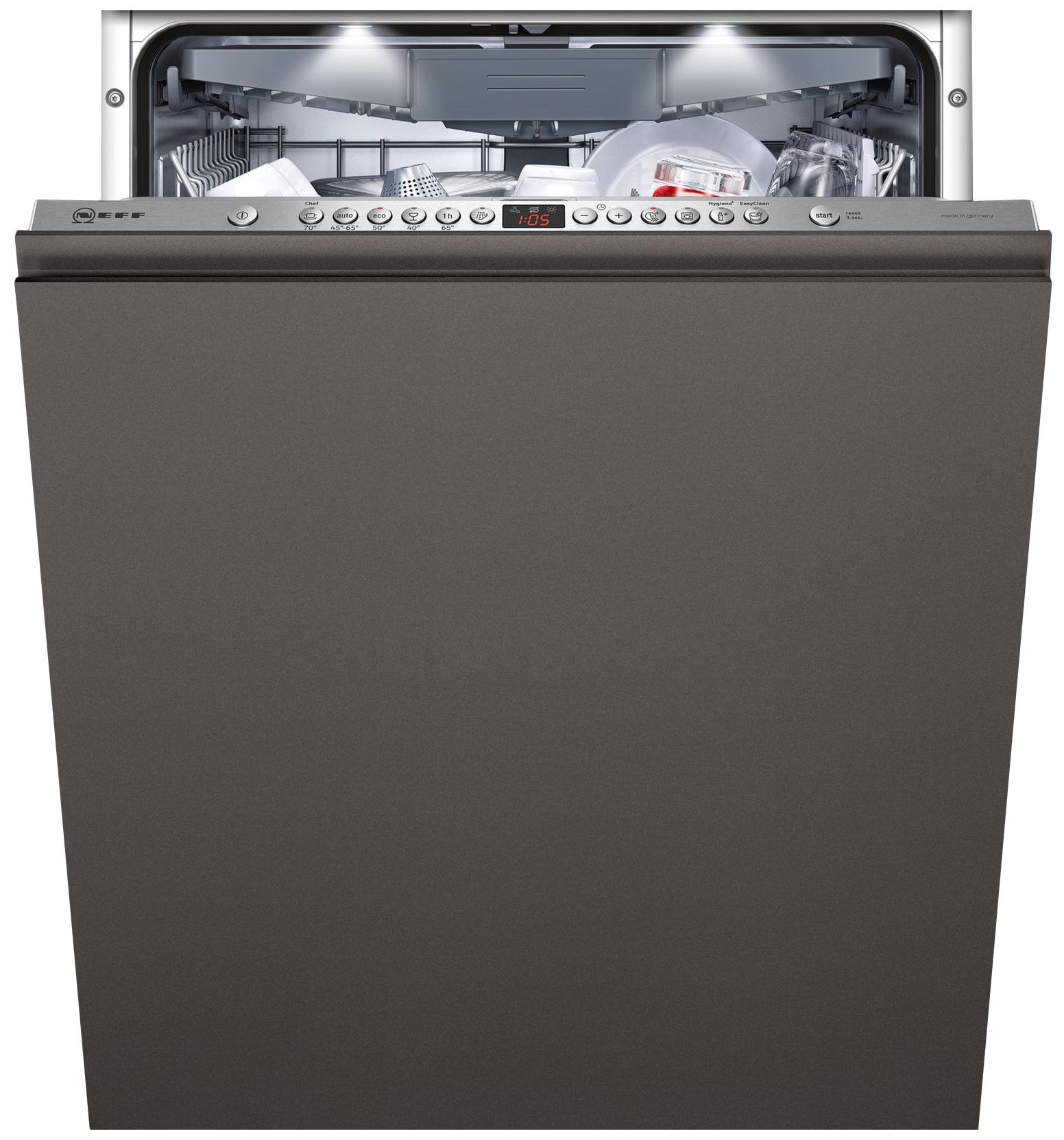 Встраиваемая посудомоечная машина 60 см Neff S523N60X3R