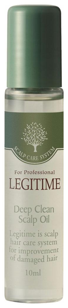 Масло для волос Legitime Deep Clean Scalp Oil 8 шт x 10 мл