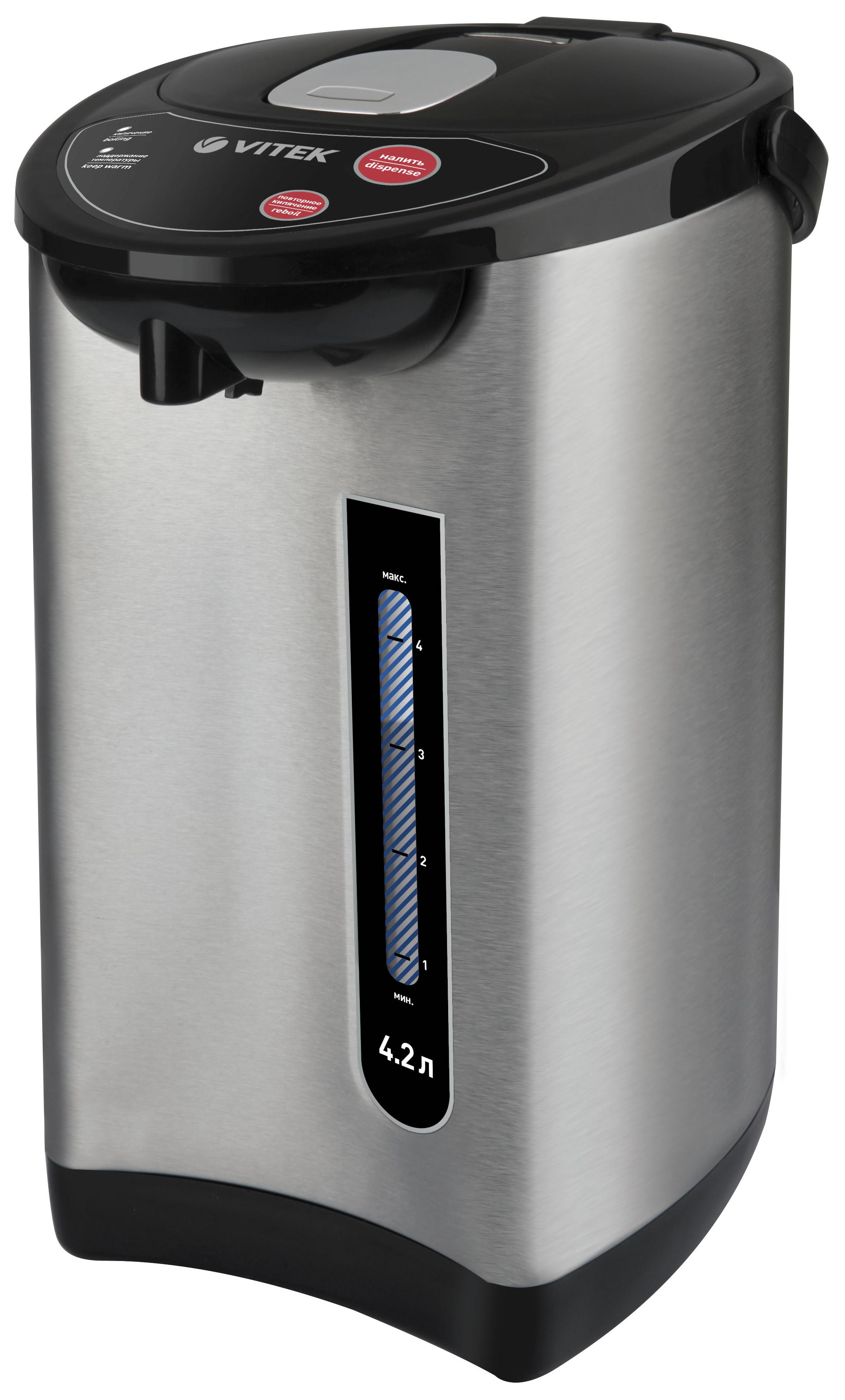 Термопот VITEK VT 7101 Silver