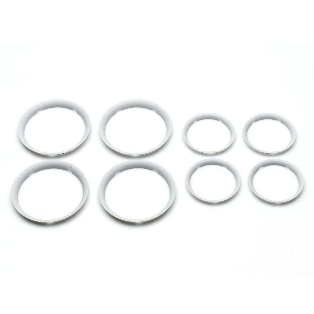 Купить Колпаки BUGABOO Fox для колес white, Комплектующие для колясок