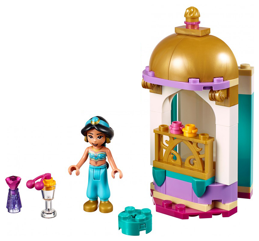 Конструктор LEGO Disney Princess 41158 Башенка Жасмин фото