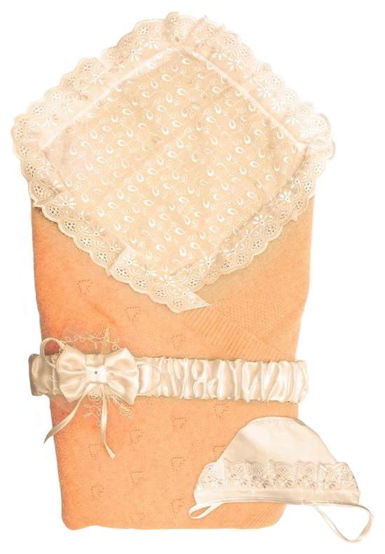 Купить Комплект Сонный Гномик Карамелька оранжевый К002/44, Сонный гномик, Комплекты для новорожденных