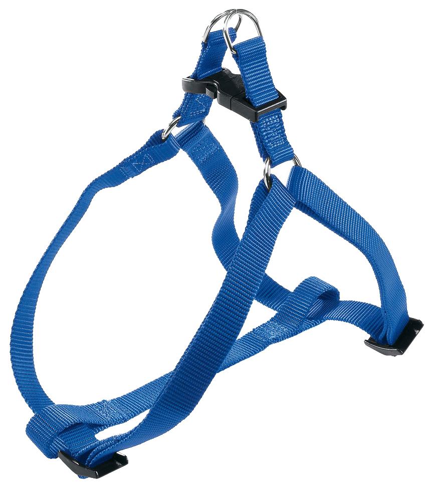 Шлейка для собак Ferplast Easy P синяя XL
