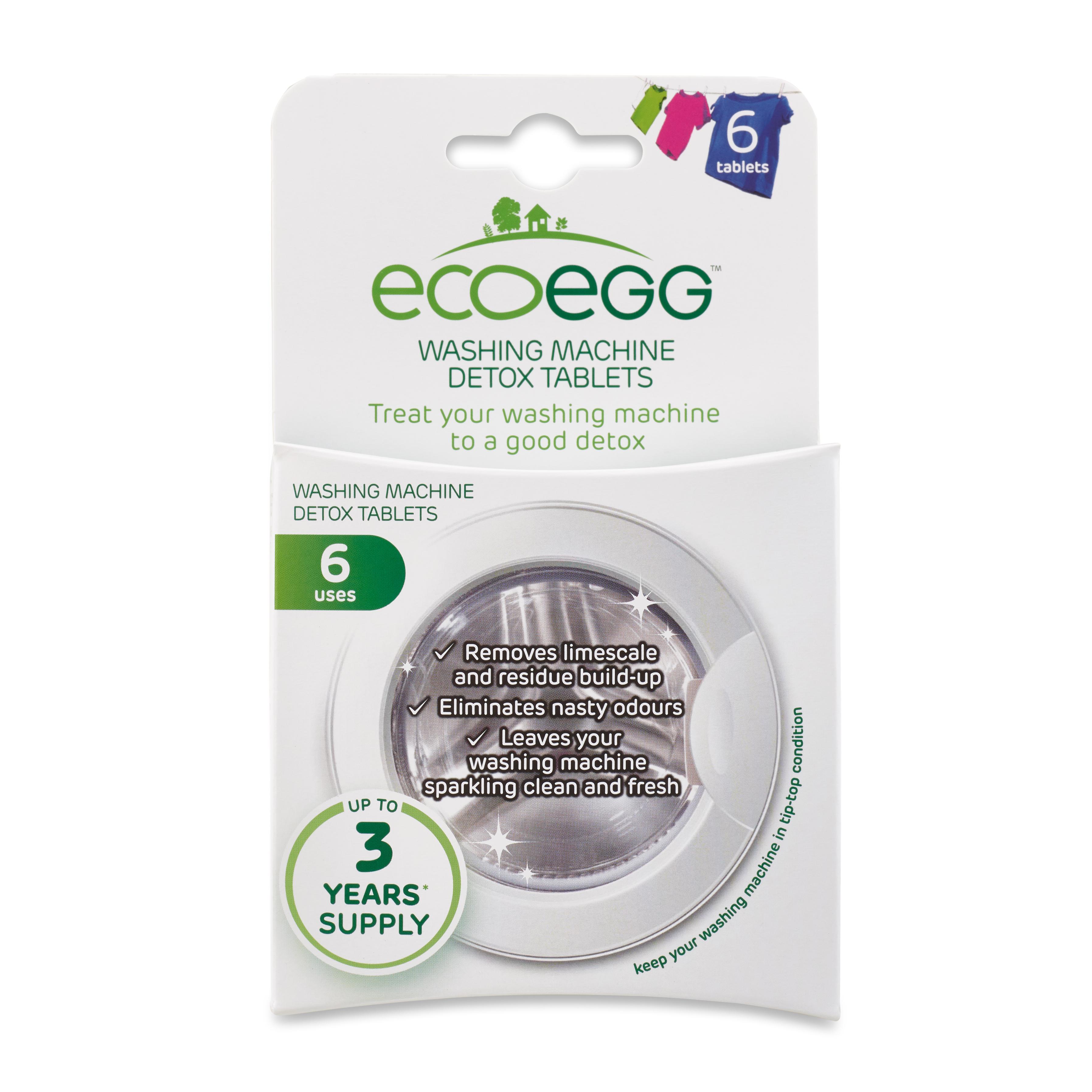 Таблетки  от накипи Ecoegg детокс