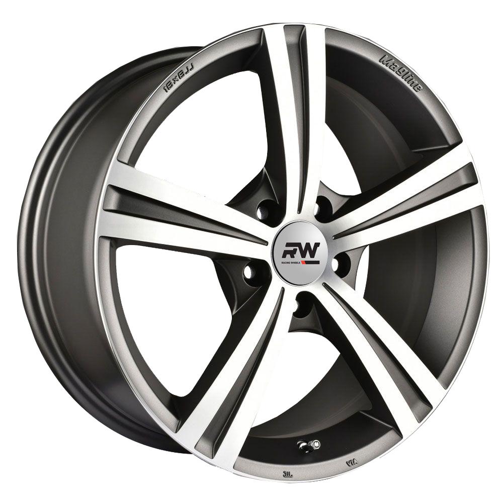 Колесные диски Racing Wheels R17 7J PCD4x100 ET40 D67.1 87540582777 фото