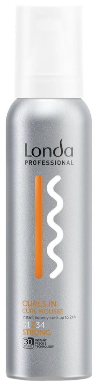 Купить Мусс для волос Londa Professional CURLS IN 150 мл