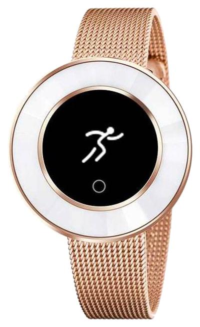 Смарт часы KREZ TANGO White/Gold (SW25)