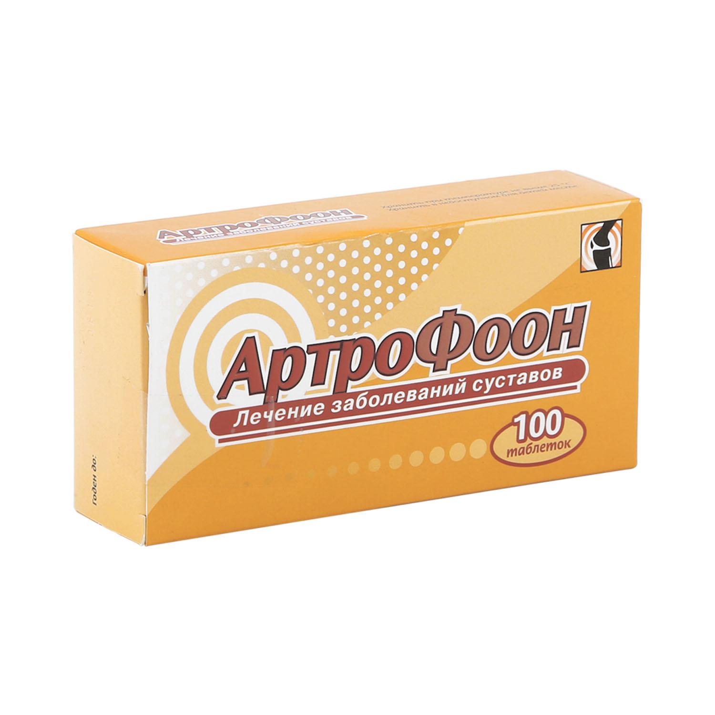 Купить Артрофоон таблетки для рассасывания 100 шт., Materia Medica