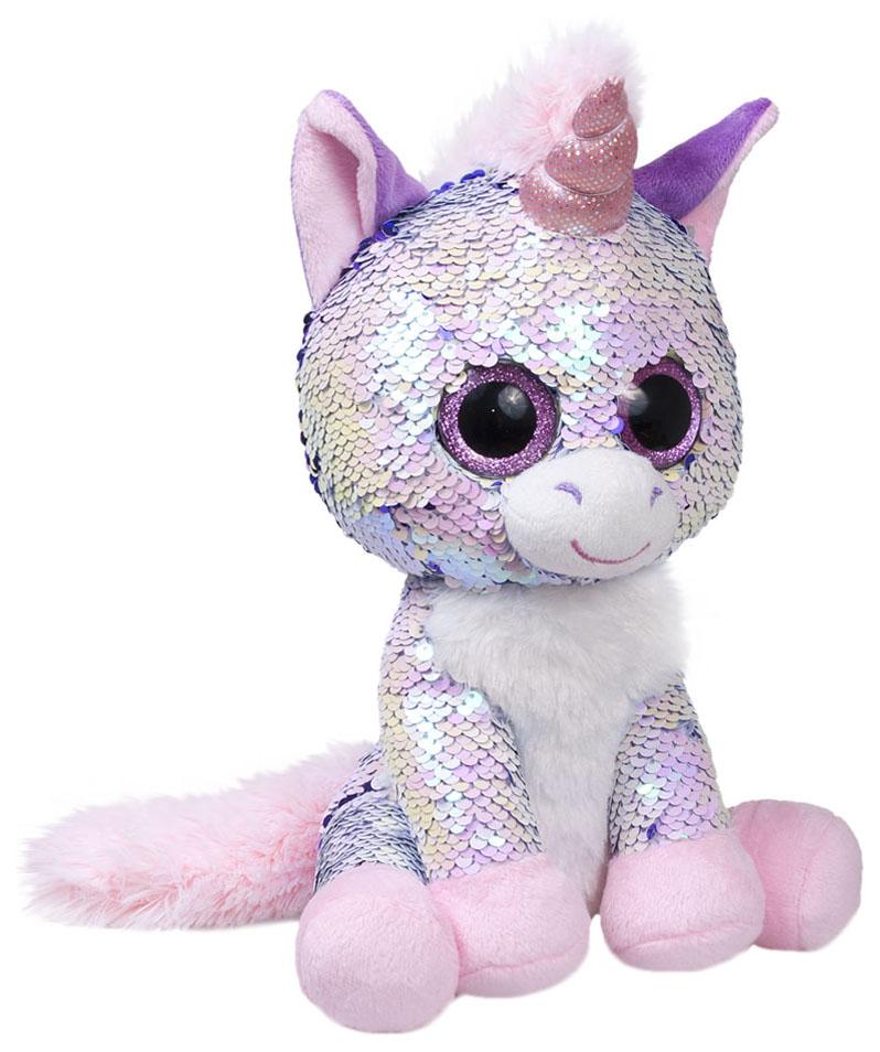 Купить Мягкая игрушка Fancy Единорог Жемчужина, Мягкие игрушки животные