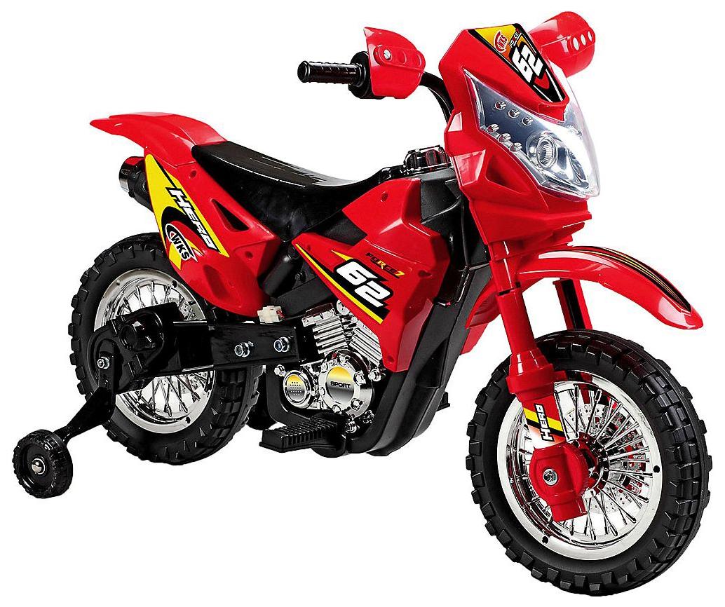 Купить Электромотоцикл Shanghai Inter World ZP3999A RED, Shanghai Inter-World, Электромотоциклы детские
