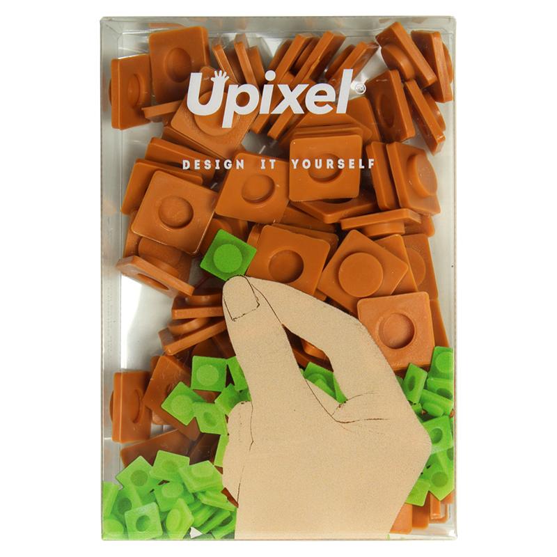 Комплект пикселей Upixel большие WY-P001 Светлый кофейный фото