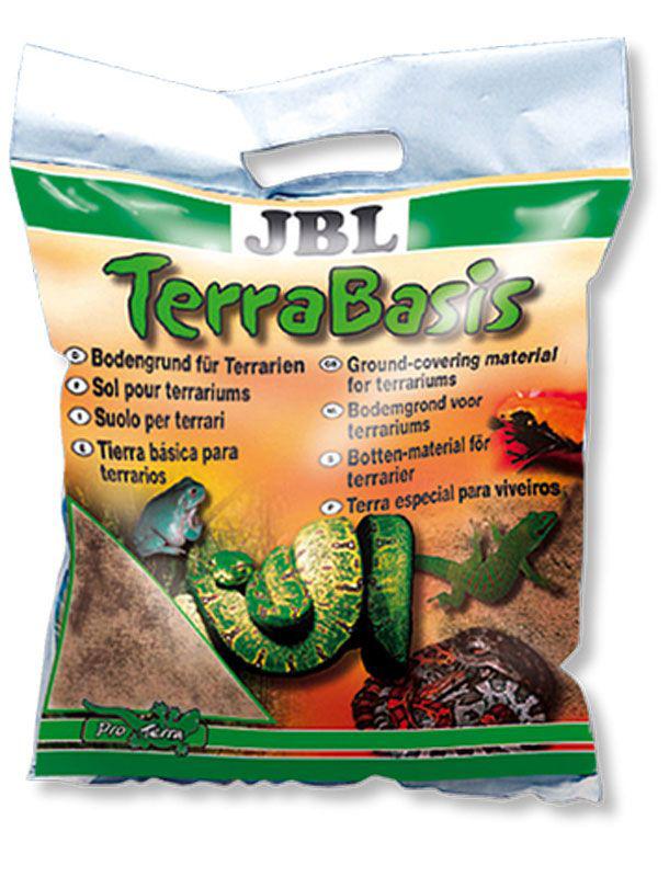 Субстрат для террариума JBL TerraBasis 20л