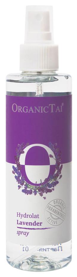 Гидролат OrganicTai Лаванда, Орхидея 200 мл