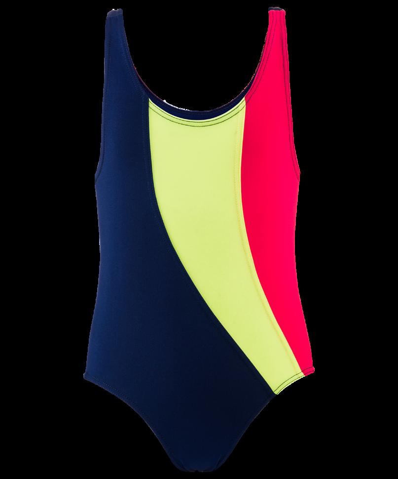 Слитный купальник Colton SC 4908, темно синий,