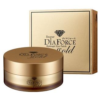 Гидрогелевые патчи DiaForce Hydro Gel Eye Gold