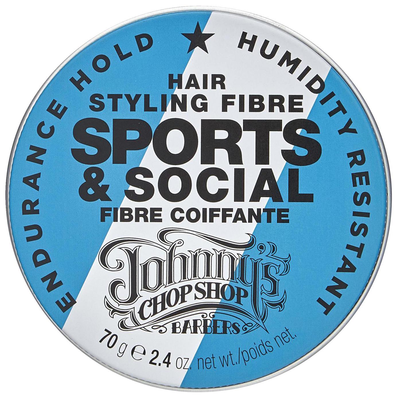 Средство для укладки волос Johnny's Chop Shop Sports & Social Hair Styling Fibre 70 г
