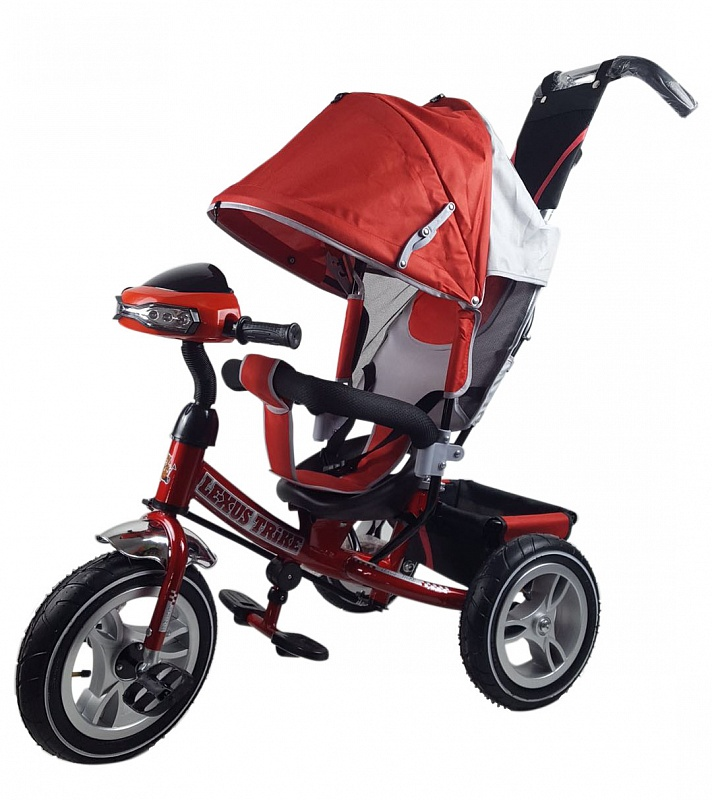 Велосипед детский Lexus Trike Racer Air MS-0637 IC красный
