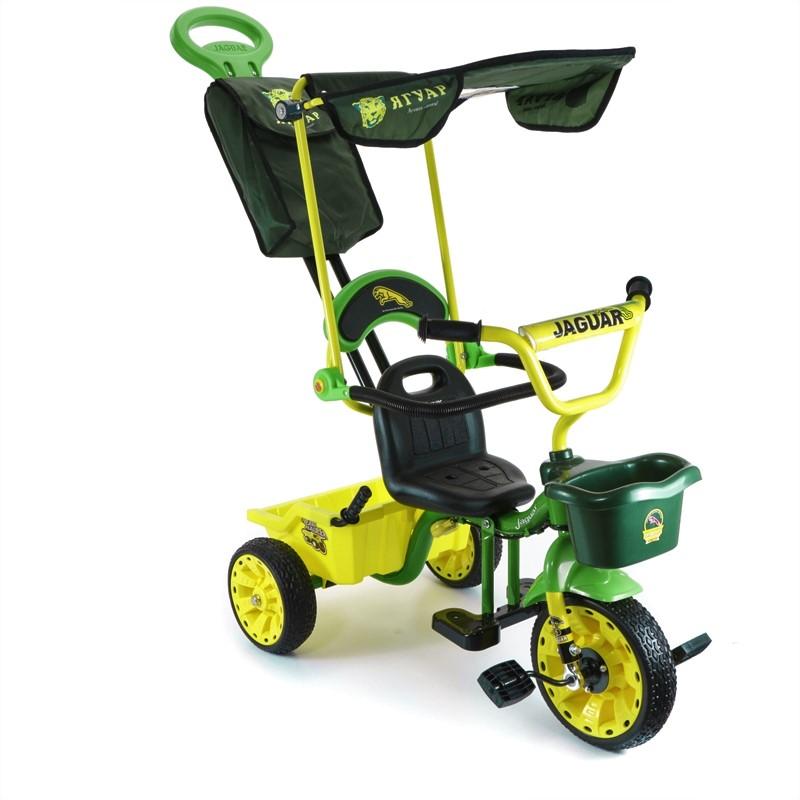 Велосипед детский Jaguar MS-0577 зеленый,  - купить со скидкой
