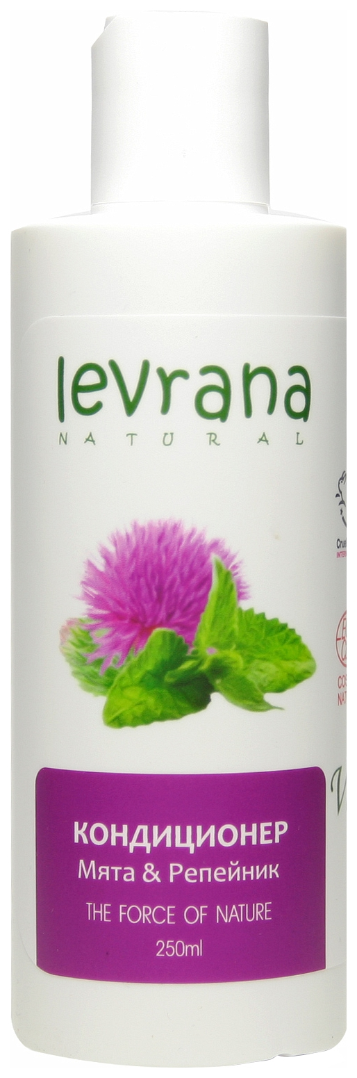 Кондиционер для волос Levrana Мята и репейник 250 мл