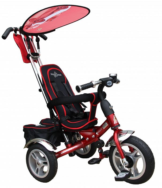 Велосипед детский Lexus Trike Vip MS-0561 бордовый