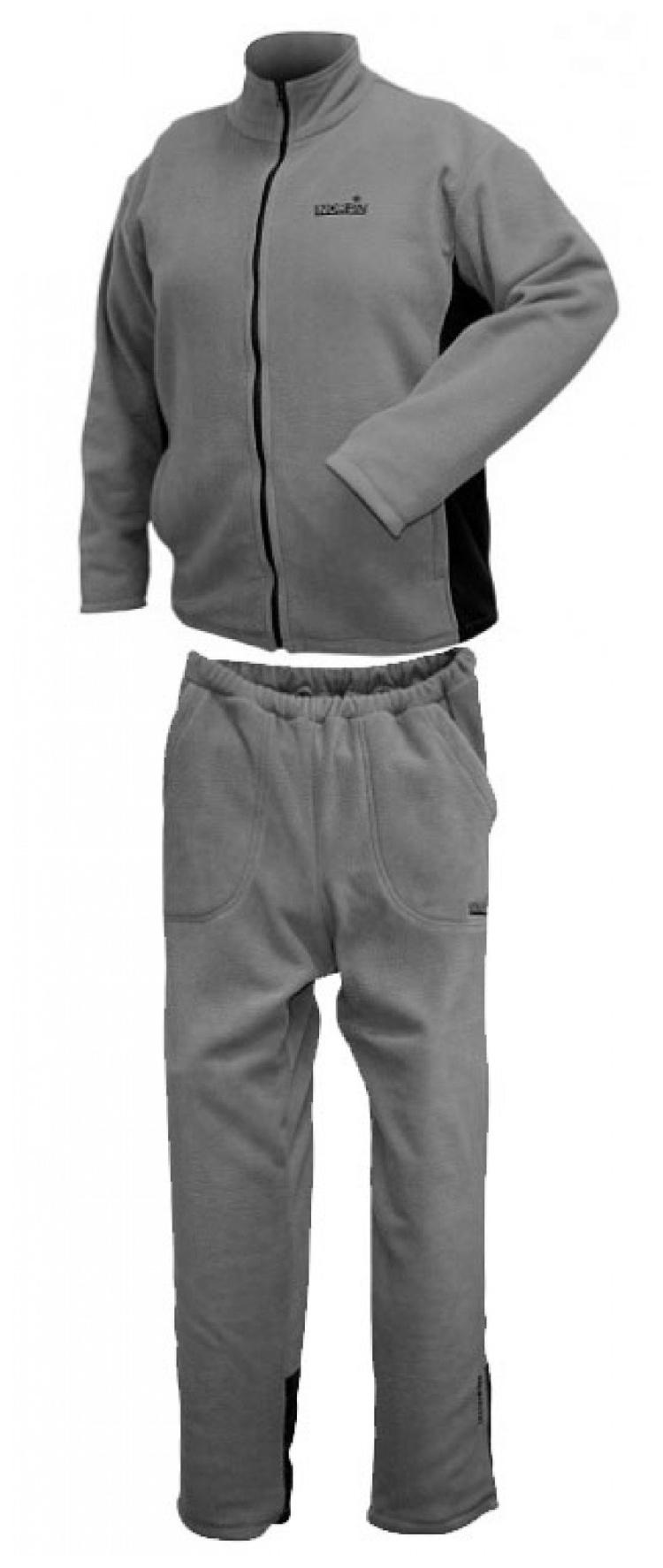 Спортивный костюм Norfin Alpine, серый, 3XL INT