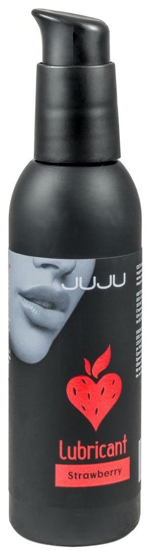 Гель смазка Juju с ароматом клубники вкусовой