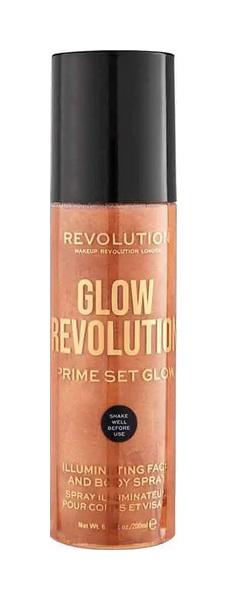 Спрей иллюминайзер Makeup Revolution Timeless Bronze