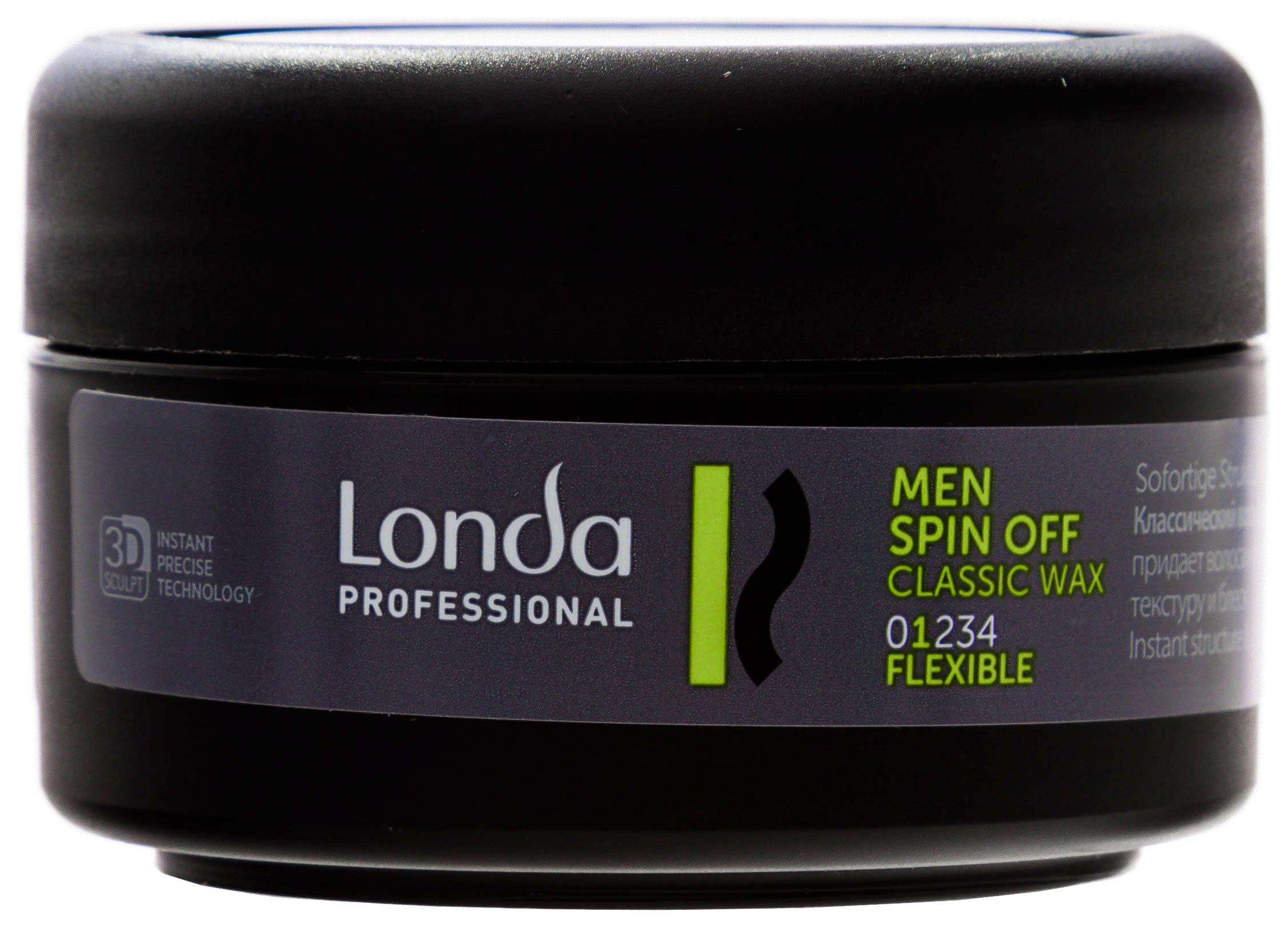 Воск для укладки Londa Professional Men Spin