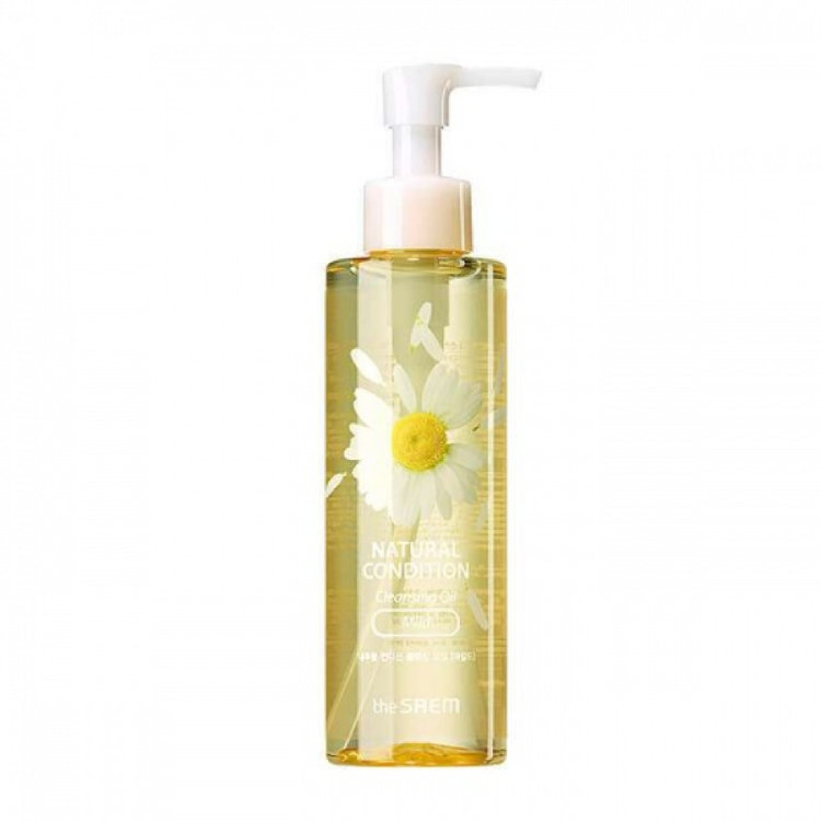 Масло гидрофильное Natural Condition Cleansing Oil [Mild]