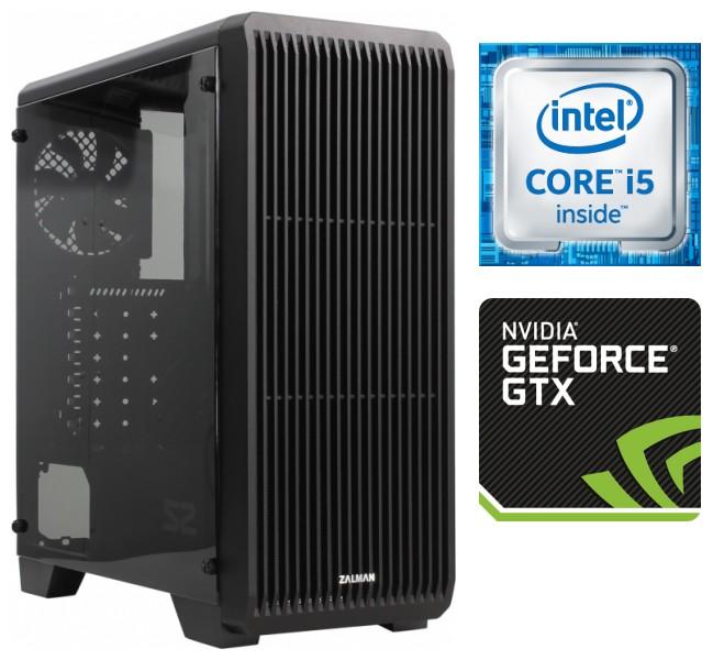 Компьютер для игр на Core i5 TopComp PG 7552570  - купить со скидкой
