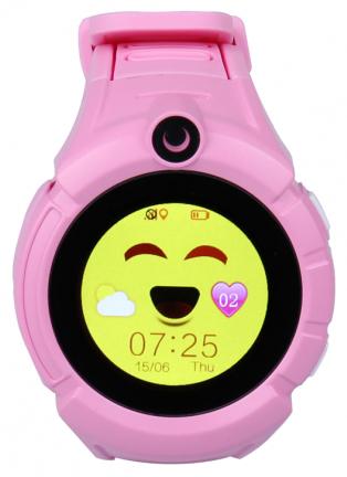Детские смарт часы с GPS CARCAM GW600