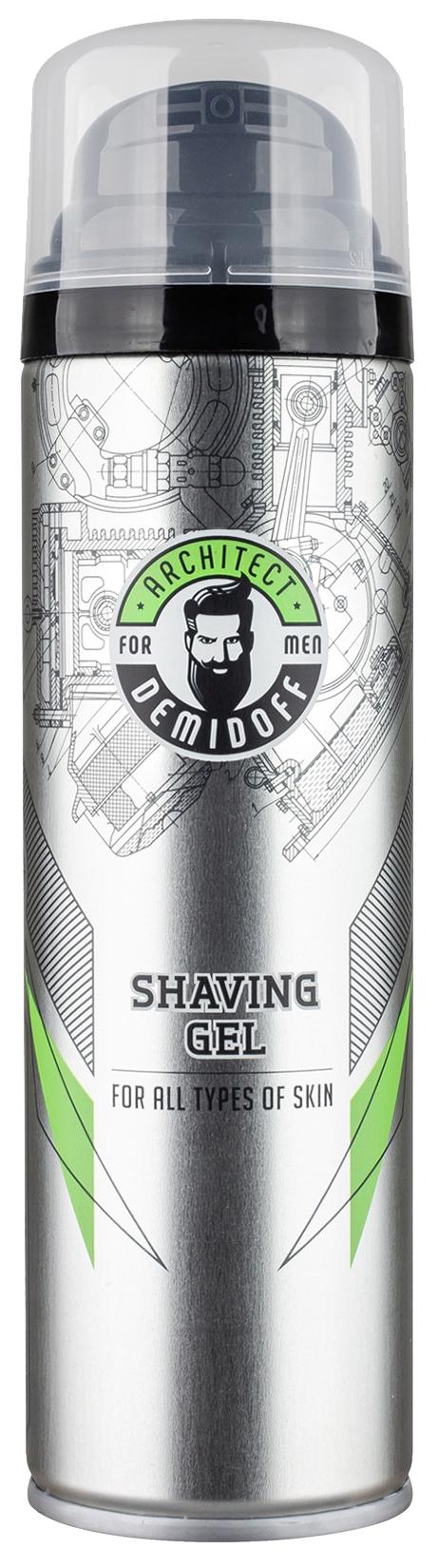 Гель для бритья Architect Demidoff Shaving Gel