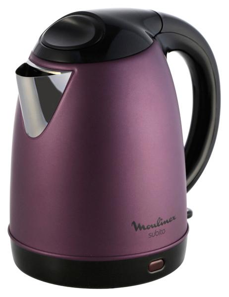 Чайник электрический Moulinex BY530630 Purple