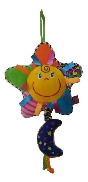 картинка Мягкая развивающая игрушка Bondibon Солнышко ВВ1284 от магазина Bebikam.ru