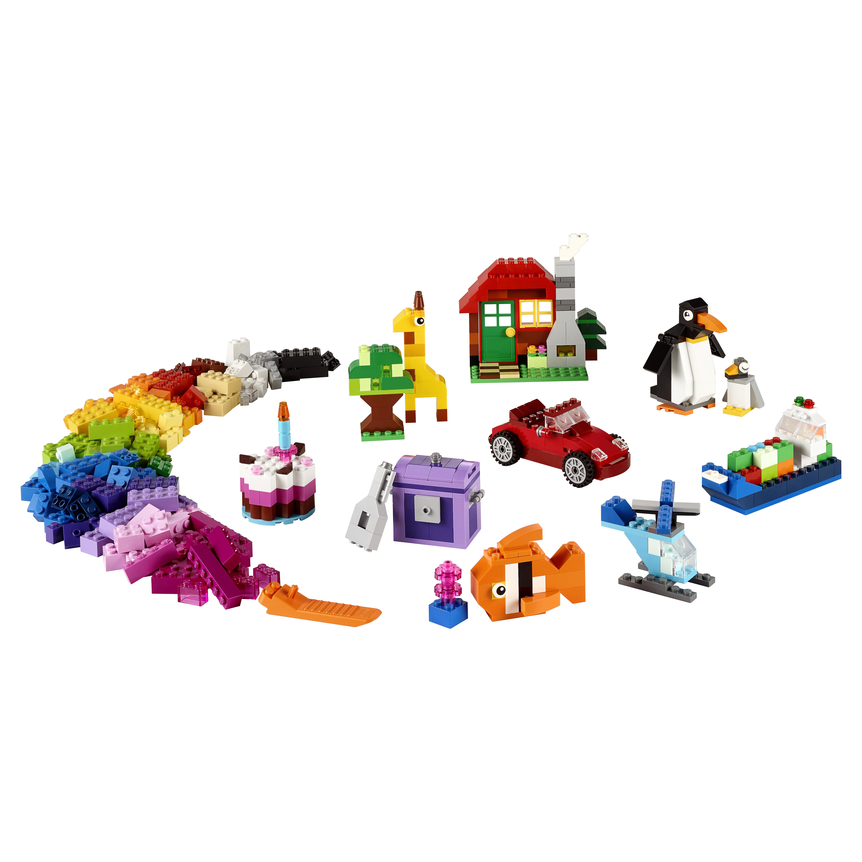 Купить Конструктор lego classic набор для веселого конструирования 10695, Конструктор LEGO Classic Набор для веселого конструирования (10695),