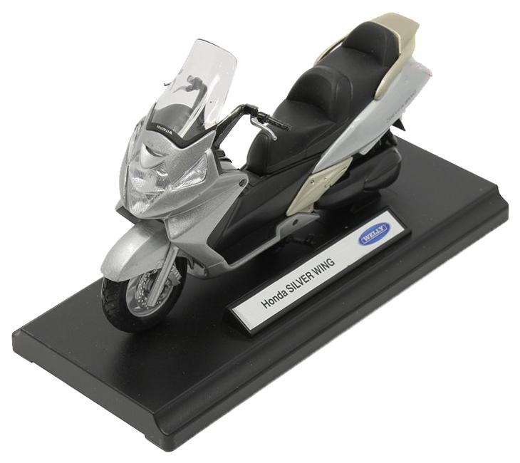 Коллекционная модель Welly Honda Silver Wing 12165P